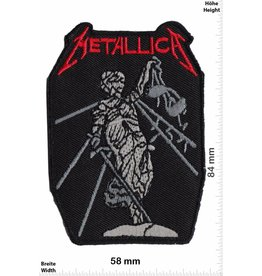 Metallica Metallica - small - and Justice for all