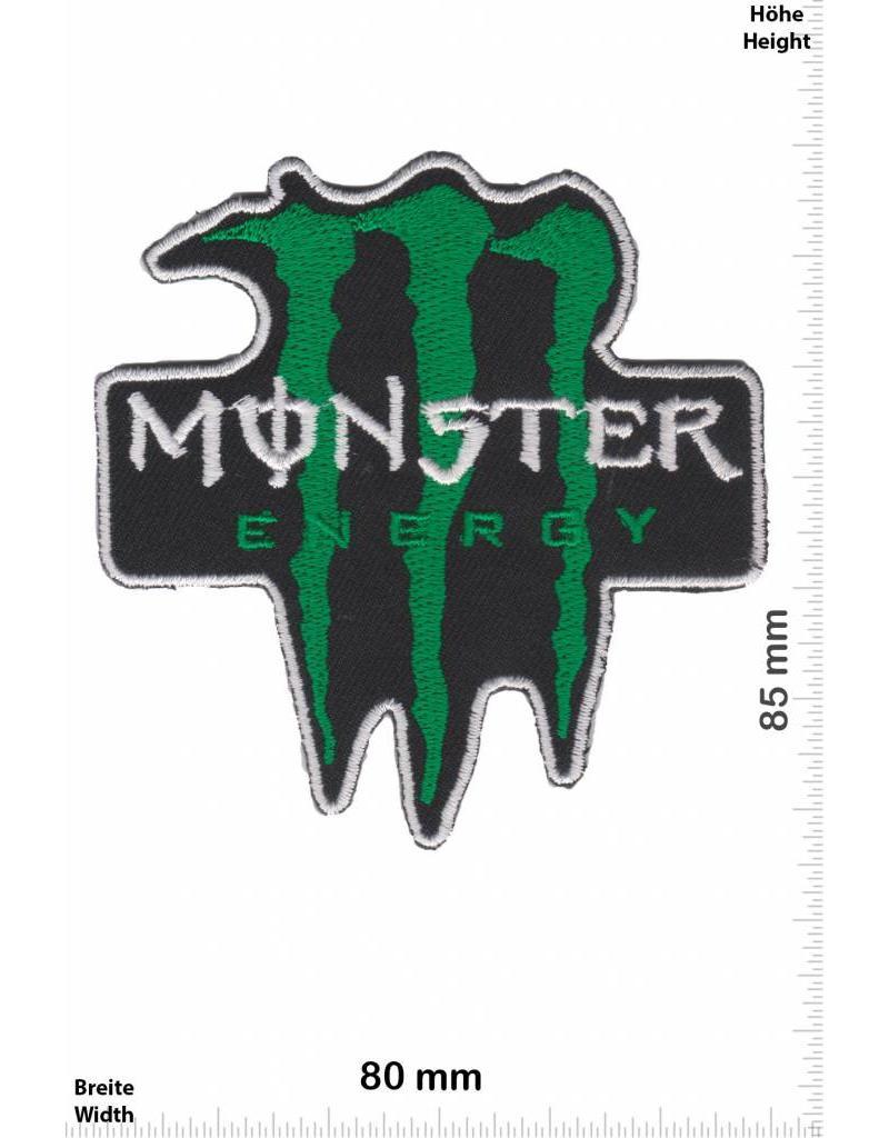 monster monster energy schwarz gr n aufn her shop. Black Bedroom Furniture Sets. Home Design Ideas