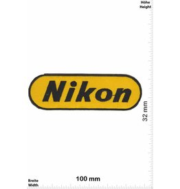 Nikon Nikon - gelb schwarz