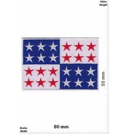 USA, USA USA - Funny Flagge