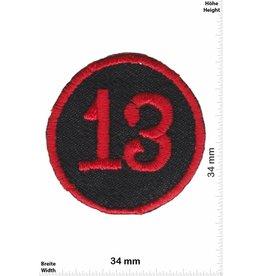 Lucky 13 13 - rot