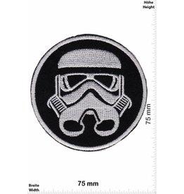 Star Wars Starwars - Troopers -Imperial Stromtrooper- silber Rand