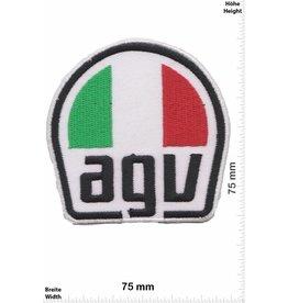 avg agv- Racing - weiss