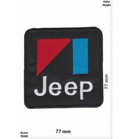 Jeep JEEP  - schwarz rot blau