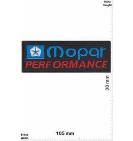 Mopar MOPAR - Performance