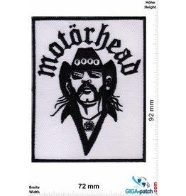 Motörhead Motörhead - Lemmy - black white