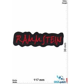 Rammstein Rammstein - red