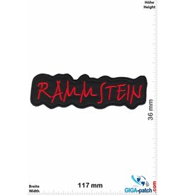Rammstein Rammstein - rot