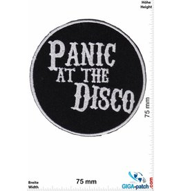 Panic at the Disco  Panic at the Disco -Alternative Rock - schwarz