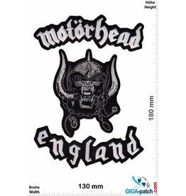 Motörhead Motörhead - 3 teilig  - small