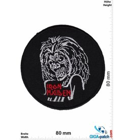 Iron Maiden Iron Maiden - rund