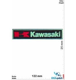 Kawasaki Kawasaki - grün - rot
