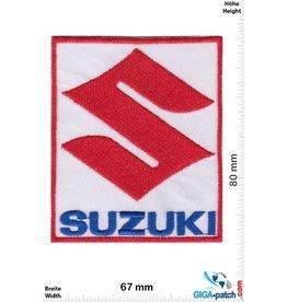 Suzuki Suzuki -  rot - blau