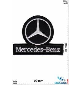 Mercedes Benz Mercedes - silber schwarz