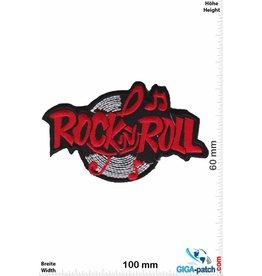Rock n Roll Rock n Roll  - LP - rot silber