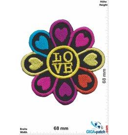 Love LOVE  - round