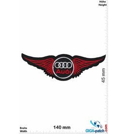 Audi Audi - fly - red