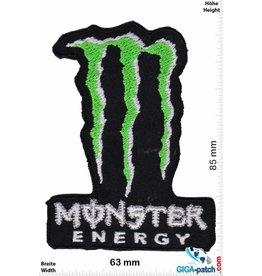 Monster Monster Energy  - schwarz grün