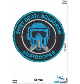 Star Wars Starwars 501st Death Squadron - Seatrooper