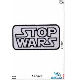 Star Wars STOP WARS