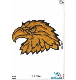 Adler Adler Adlerkopf - Eagle - gold