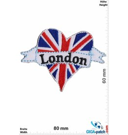 England, England London - Heart- UK