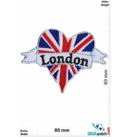 England, England London - Herz - UK