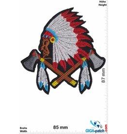 Indianer Indianer - Häuptling