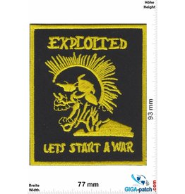 Anarchy Exploited - Lets Start a War