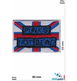 Punks Punks not Dead  - UK