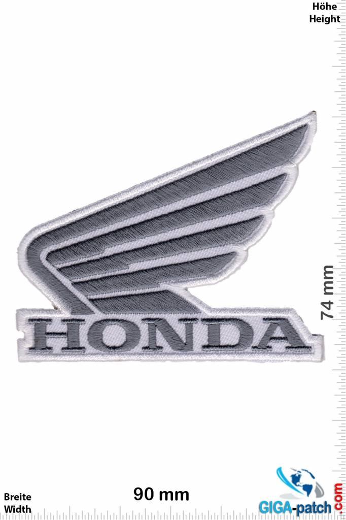 Honda Honda - Flügel - silver