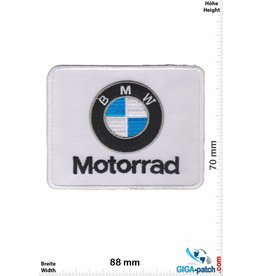 BMW BMW - Motorrad - white