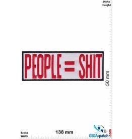 Slipknot People = Shit