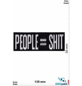 Slipknot People = Shit  - black