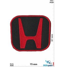 Honda Honda - rot schwarz- Big
