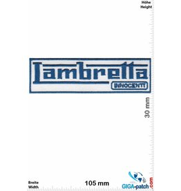 Lambretta Lambretta - Innocenti - blau