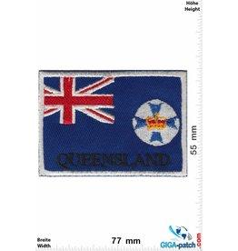 Australia Flagge - Queensland - Australien