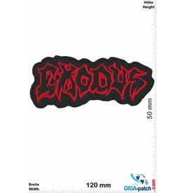 Exodous Exodous - rot - Thrash-Metal-Band