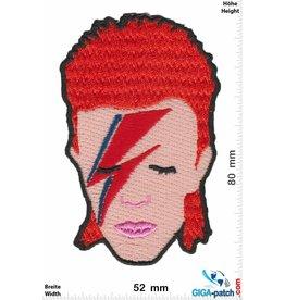 David Bowie Bowie - David Bowie - Kopf