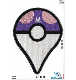 Pokémon Go Nindento - Pokémon Go - lila