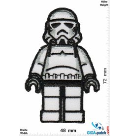 Star Wars Lego - Starwars - Trooper - Imperial Stromtrooper