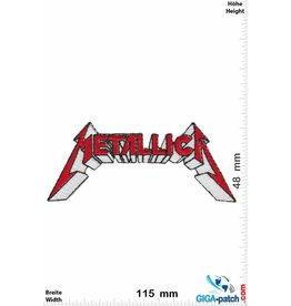 Metallica Metallica - rot silber