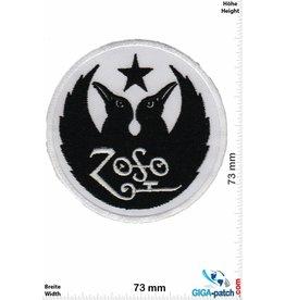 Led Zeppelin ZoSo - Led Zeppelin - schwarz weiss