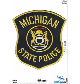 Police Michigan State Police - Big