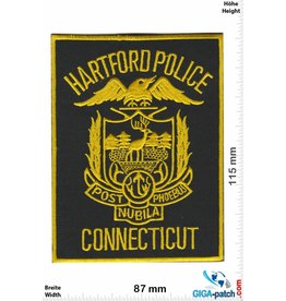 Police Hartford Police - Connecticut - Big