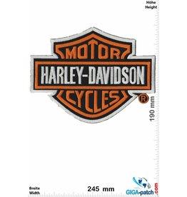 Harley Davidson Harley Davidson Motor - Logo - 25 cm -BIG