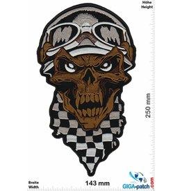 Cafe Racer Cafe Racer - Skull Biker- 25 cm - BIG