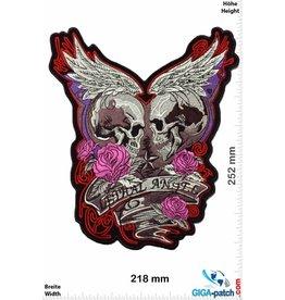 Biker Lethal Angle -  25 cm - BIG