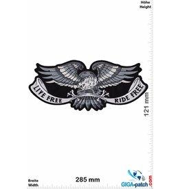Adler Live Free- Ride Free - Adler - Eagle-  28 cm - BIG