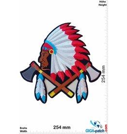 Indian Indianer Häuptling  - 26 cm - BIG
